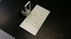 Datex S/5 Light Mounting Bracket - Mounts to Roll Stand, Wall Mount Arm or Pole