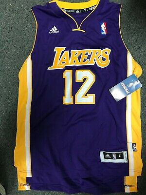 Los Angeles Lakers Dwight Howard Premiere Youth Jersey Sewn On (QTY) [Tags New] | eBay