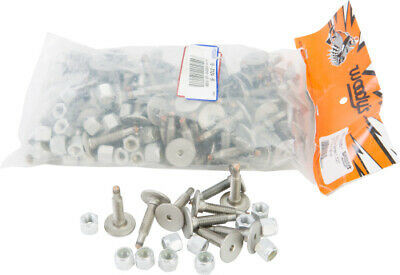 Woodys Woody s Traction 1.325 Signature Studs W//Big Nuts 24 Pack SSP-1325-AS