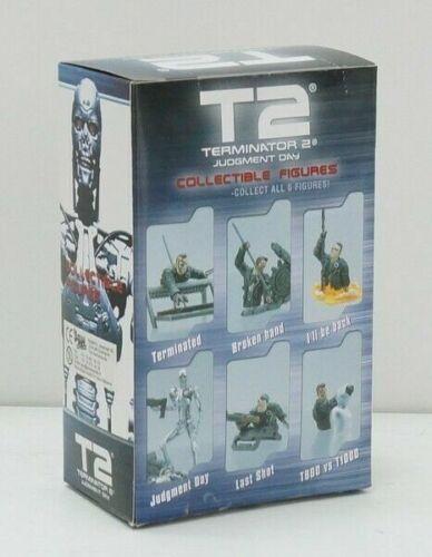 TERMINATED a Colori Action Figure Yamato T2 TERMINATOR 2 Collectible Figure