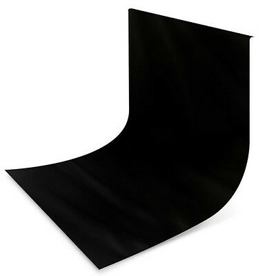 Photo Black Backdrop Cotton Muslin Screen Background For Photography Studio New
