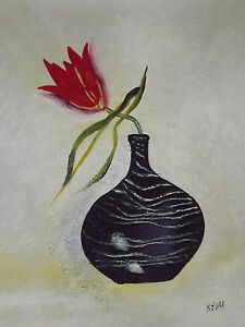 minimal single red flower in vase large oil painting canvas modern on pablo picasso flower paintings, flowers art paintings, beach scene paintings, flowers in glass paintings, flowers in spring paintings, flowers in teapot, white flower paintings, roses paintings, textured flower paintings, lily paintings, vases with flowers still life paintings, flowers in pot paintings, flowers in architecture, flowers in a basket paintings, bouquet of flowers paintings, chair paintings, orchids paintings, floral paintings, flowers at night paintings, flowers in garden paintings,