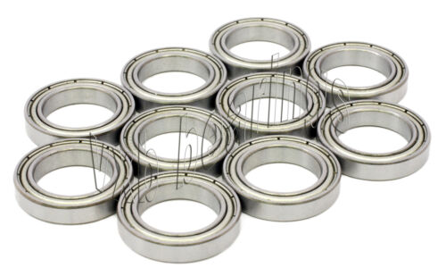 10 5x8x2.5 ABEC-5 5mm//8mm//2.5mm Stainless Miniature Steel Ball Ball Bearings
