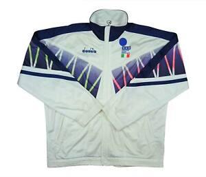 Itália 1994 Autêntica Blusa Agasalho (excelente) Camisa De Futebol L