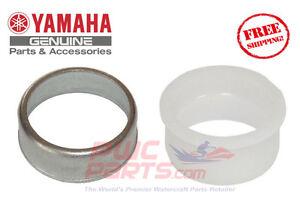 YAMAHA OEM Spacer Drive Shaft Collar Set F150 61A-45527-00-00 & 61A-45538-00-00