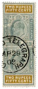 I-B-Ceylon-Telegraphs-2R-50c-Colombo