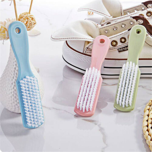 Practical Plate Shoes Clean Brush Laundry Brush Clothes Brush Cleaning Tools!