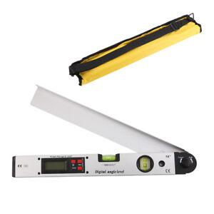 0-225-LCD-Digital-Protractor-Inclinometer-Angle-Meter-Spirit-Level-Finder-UK