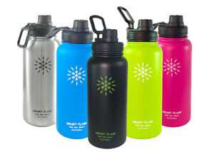 Smart-Flask-Stainless-Steel-Water-Bottle-Vacuum-Insulated-32oz-with-Sports-Lid