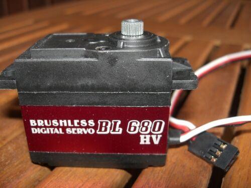 KDS Servo N 680 Brushless HV  Taumelscheibenservo