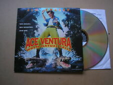 ACE VENTURA WHEN NATURE CALLS laserdisc  NTSC WS 1995