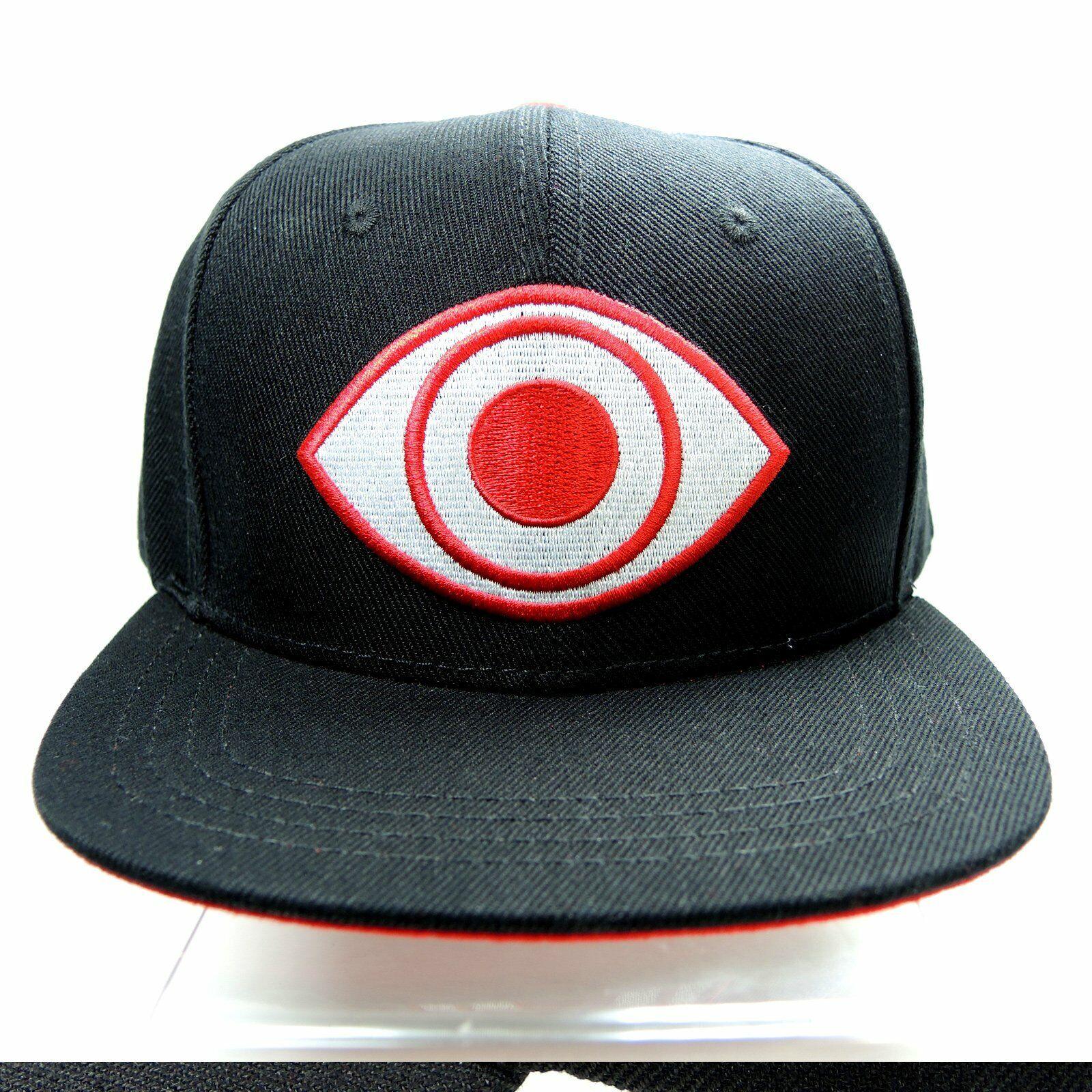 Noragami Snapback Hat ~ Black & Red - image 1
