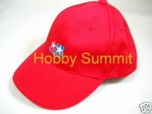 Tamiya Official  SPORTS CAP (Red) w/ Logo re  R/C Car Race Static Model  9966916