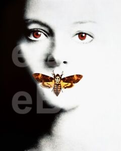 The-Silence-of-the-Lambs-1991-Jodie-Foster-034-Poster-034-10x8-Photo
