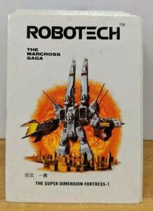 Robotech-The-Macross-Saga-60-Card-Set-1986-Fantasy-Trade-Cards-062619DBT