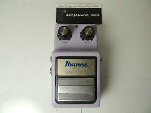 Vintage 1982 Ibanez CS-9 Stereo Chorus Effects Pedal Free USA Shipping