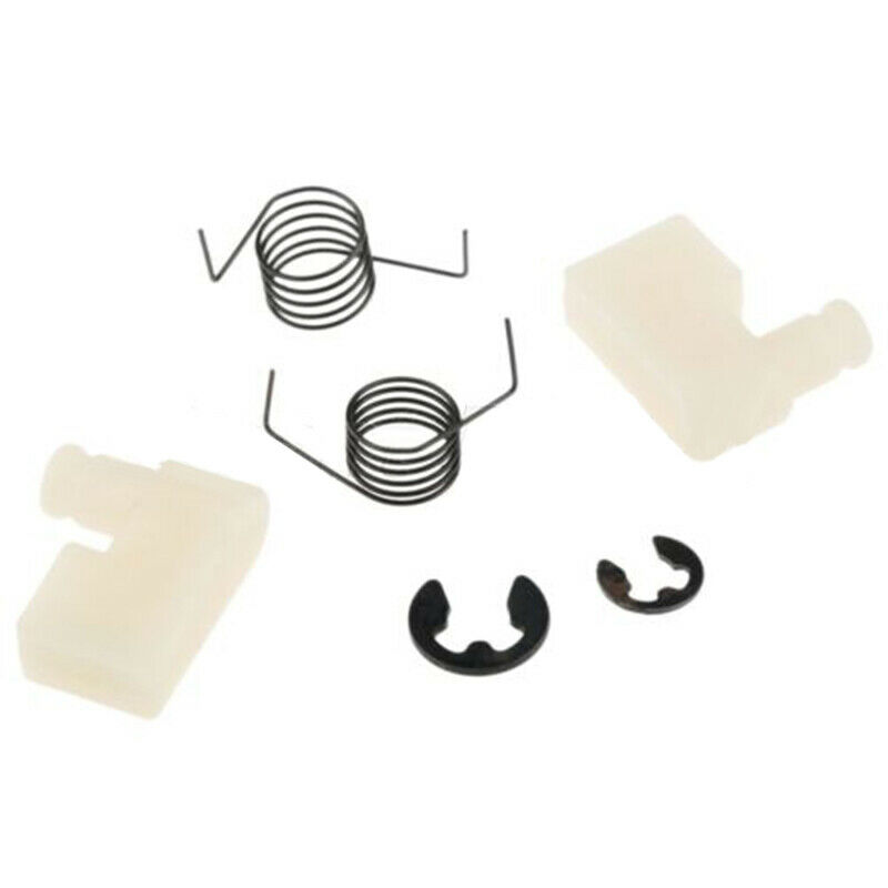 Recoil Flywheel Starter Pawl Kit Set Spring Clip Replace Replacement Plastic