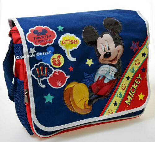 MICKEY MOUSE MESSENGER BAG TOTE BAG DISNEY SHOULDER BAG BIRTHDAY GIFT X-MAS GIFT