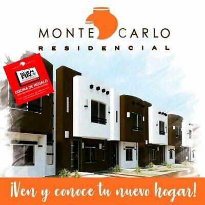 Desarrollo Montecarlo Residencial  cerca de Real del valle Mazatlan Sinaloa
