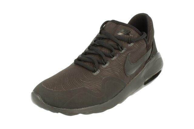 d8cc10bd05d4 Nike Air Max Sasha SE Womens 916785-001 Black Anthracite Running ...