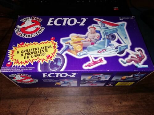 Ecto 2 Real Ghostbusters Figurine Fonds d'actions Kenb Vintage Misb