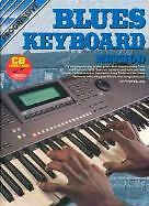 Progressive Blues Clavier Méthode Livre & Cd-afficher Le Titre D'origine Moins Cher