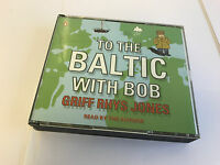 To the Baltic with Bob, Rhys Jones, Griff CD-Audio Book 3 CD SET