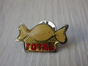 Pin-039-s-vintage-epinglette-Collector-pins-publicitaire-TOTAL-bonbon-W110