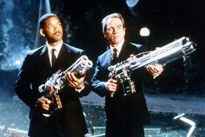 df57c2de87 Men in Black Will Smith Tommy Lee Jones 11x17 Mini Poster with big ...