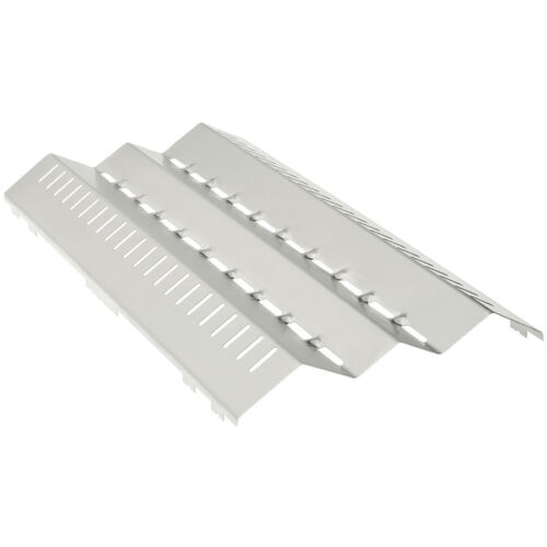 "Broil King Broil Mate Stainless Grill Heat Plate Flavor-R-Wave 23/"" x 11.2/"" 18488"