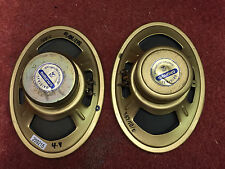 High quality Alnico vintage GRUNDIG German full range speakers, mids (259215)