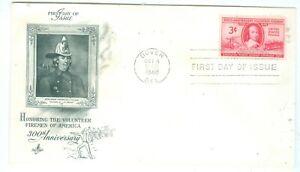 US-FDC-971-FIREMAN-CANCL-OCT-4-1948-DEL-Addr-ARTCRAFT-COVER
