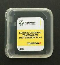 Turkey 2018-2019 Cartes pour Renault R-LINK NAVI SD CARD MAP V10.05 Tomtom UE