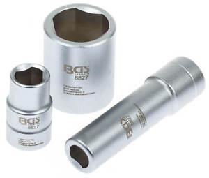 BGS-Steckschluessel-Satz-Diesel-Bosch-Verteiler-Einspritzpumpe-VP37-Dreikant-Nuss