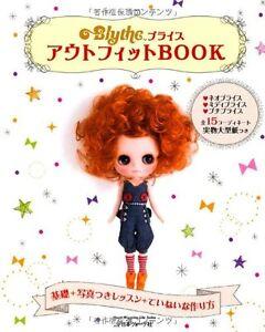 BLYTHE-OUTFIT-Livre-Japonais-Poupee-fille-vetements-de-motif-Livre-new-Japan