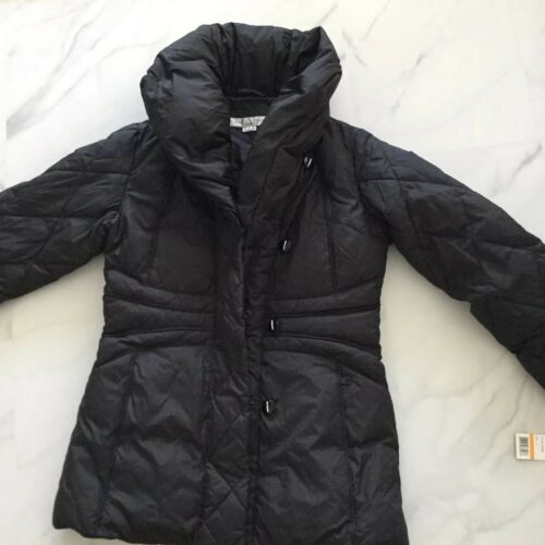 S Ny Larry Repellent 763656881088 Coat Størrelse Down Black Dame Water Levine qPfq16w