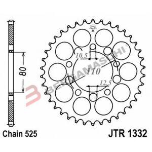 ENGRENAGE-JT-1332-z44-HONDA-600-VT-C-CD-Shadow-1988-2000