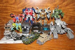 Transformers Movie Lot of 13 figures