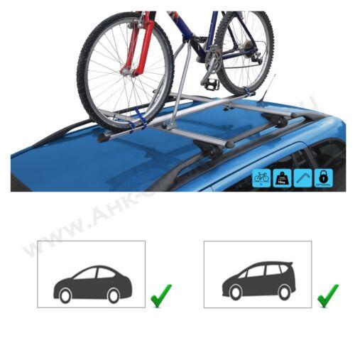 Menabo TOP BIKE Fahrradträger für das Dach TÜVGS geprüftDach-Fahrradträger