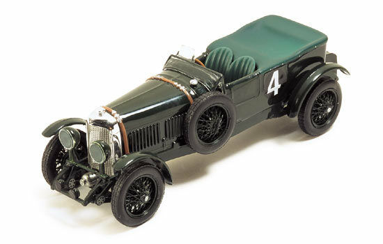 Bentley Speed Six  4 Barnato-Kidston  Winner Le Mans  1930 (IXO 1 43   LM1930)
