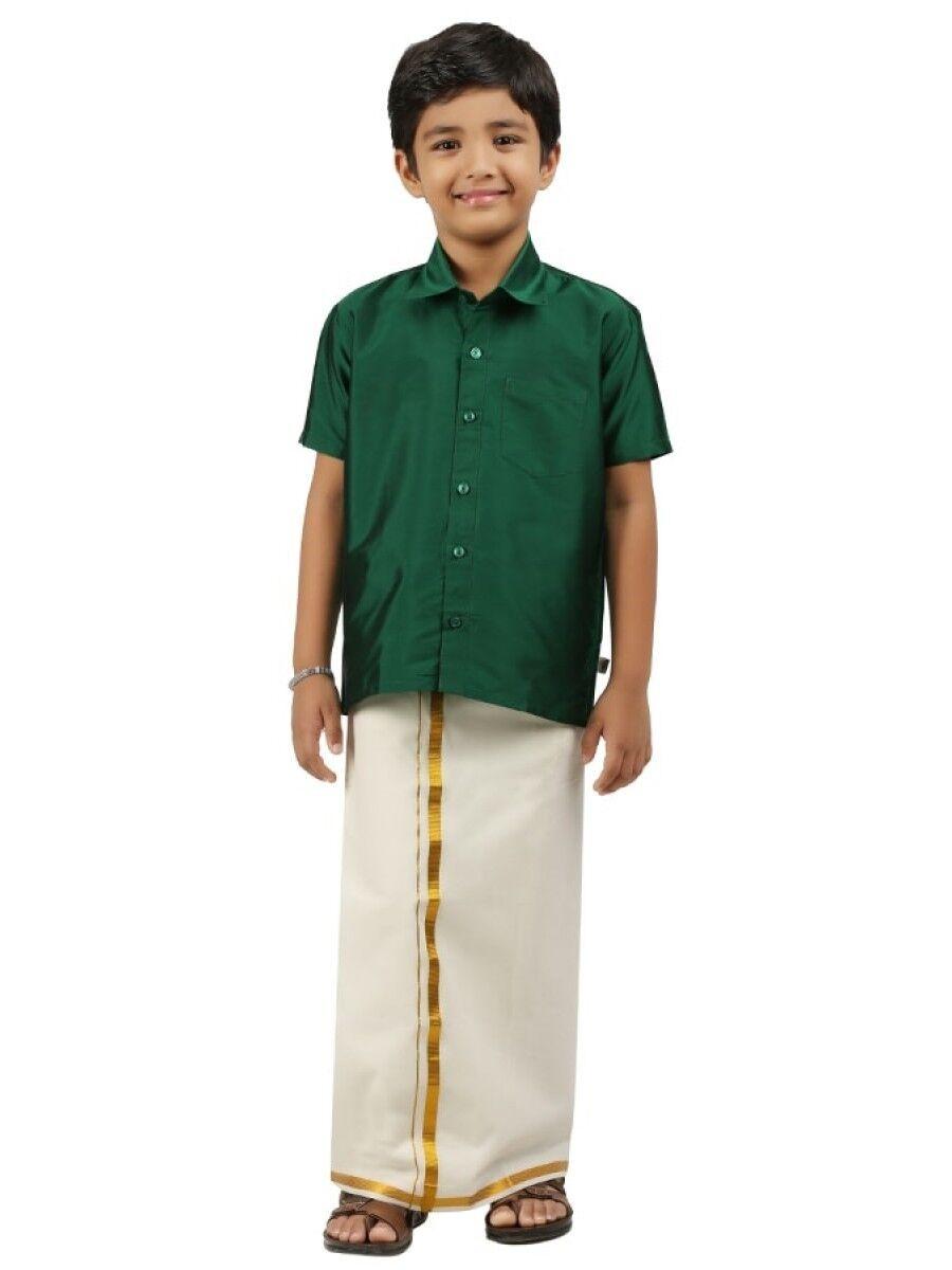 Red Hand Embroidery Silk Kurta Set  Diwali Dress for Boys  Indian Wear Boys  Ethnic Wear Boys  Traditonal Indian Wear Boys