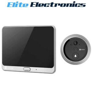 EZVIZ DP1C Smart Door Viewer Camera Motion Detection Intercom WiFi