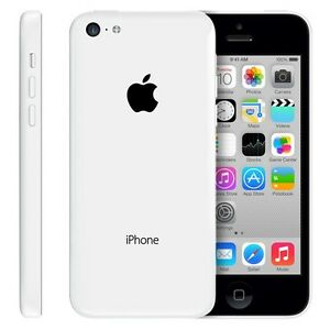 IPHONE-5C-16-GB-BLANC-NIVEAU-B-ACCESSOIRES-GARANTIE-USAGE-REMIS-A-NEUF