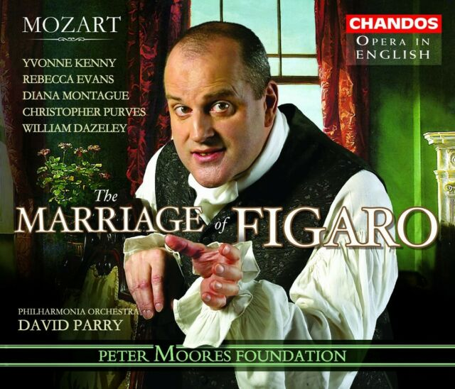 Evans - Mozart: The Marriage of Figaro