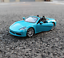 Bburago 1:24 Porsche 718 Boxster Blue Diecast Model Racing Car NEW IN BOX
