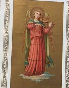 Postcard-1904-Angel-Gold-Prayers-Vintage-P47