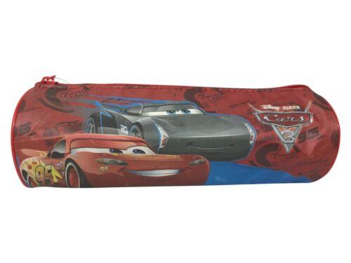 Disney Pixar Cars Kids Children Character School Pencil Case