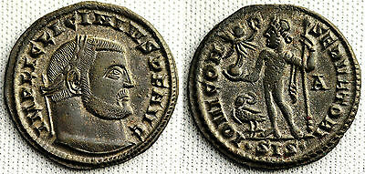 Realistic Licinius I Follis Siscia 3,6 G For Improving Blood Circulation Xf Ebc