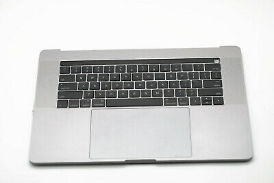 "OEM MacBook Pro A1707 15/"" Top Case Battery Keyboard Trackpad touch bar 2016 2017"