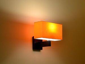 Applique da parete lampada milano bw1 luce per led illuminazione